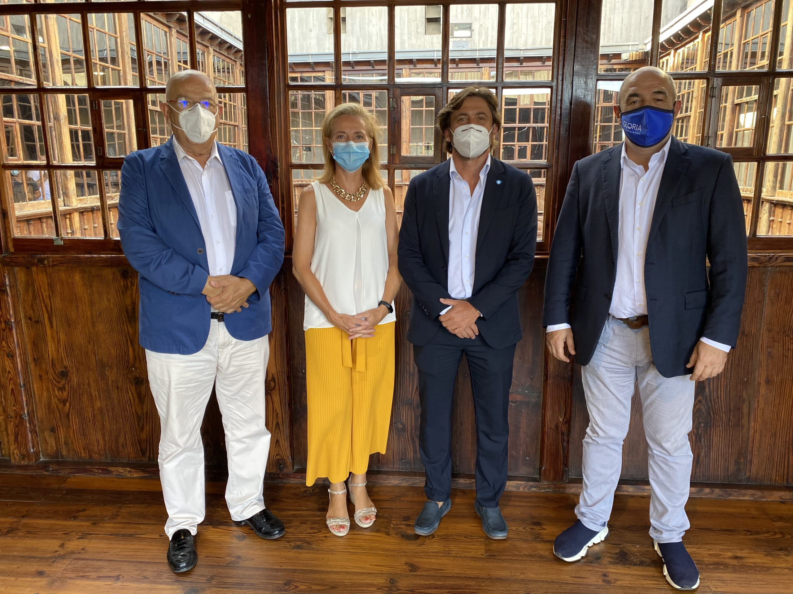 """Las patronales piden a Canarias que busque vías legales que permitan los test de antígenos ante la """"vergonzosa"""" inacción del Estado"""