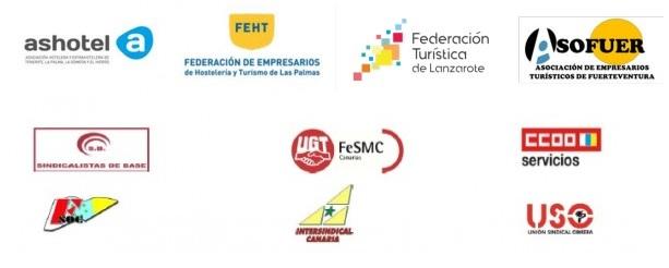 Patronales y sindicatos aplauden el decreto canario que permite los test de antígenos para el control sanitario de los visitantes extranjeros